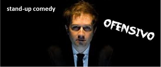 Paulo Almeida stand-up comedy
