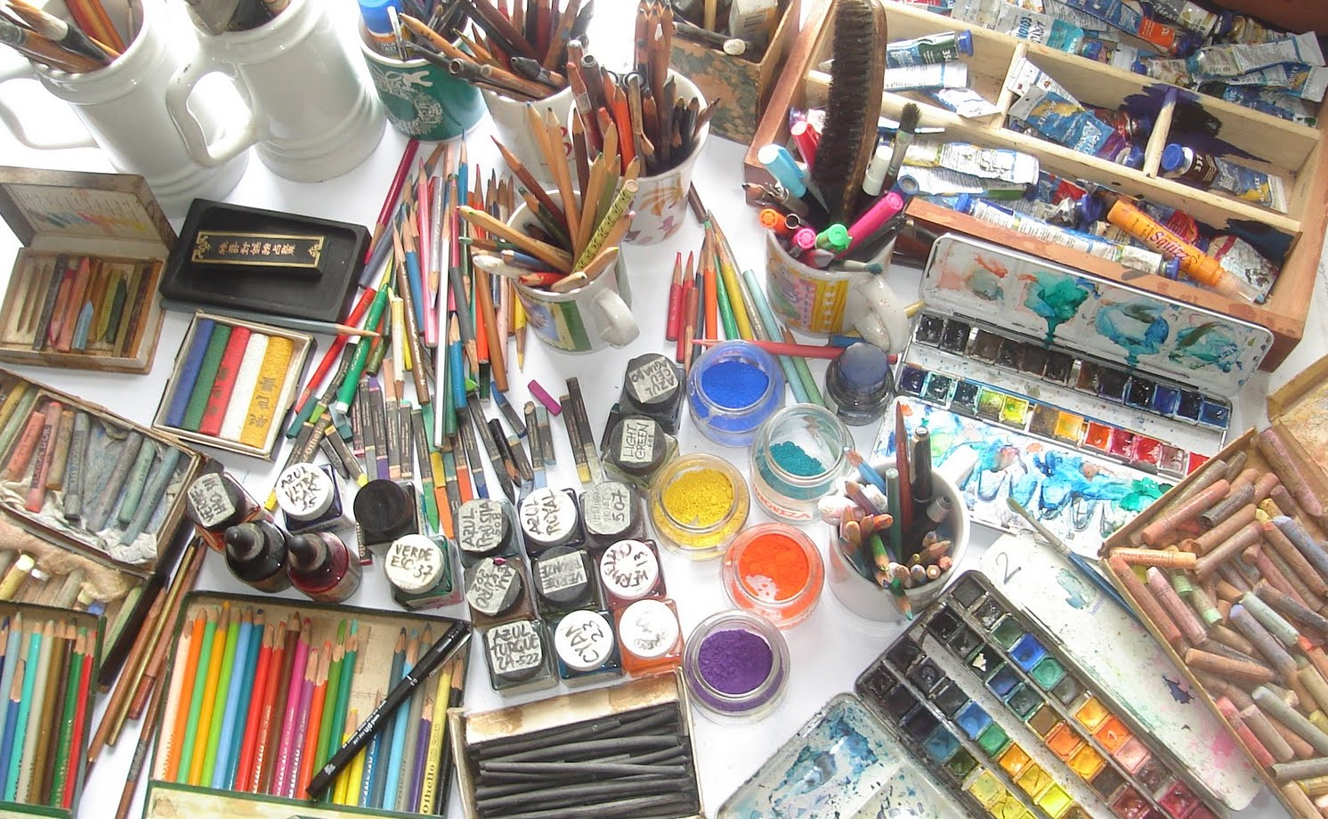 Atelier Desenho e Pintura