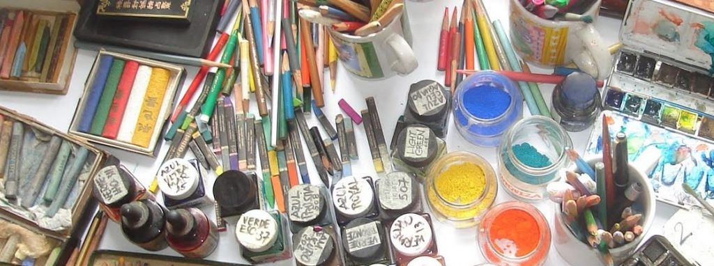 atelier desenho & Pintura