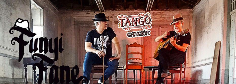 FUNYI FANE tango canção