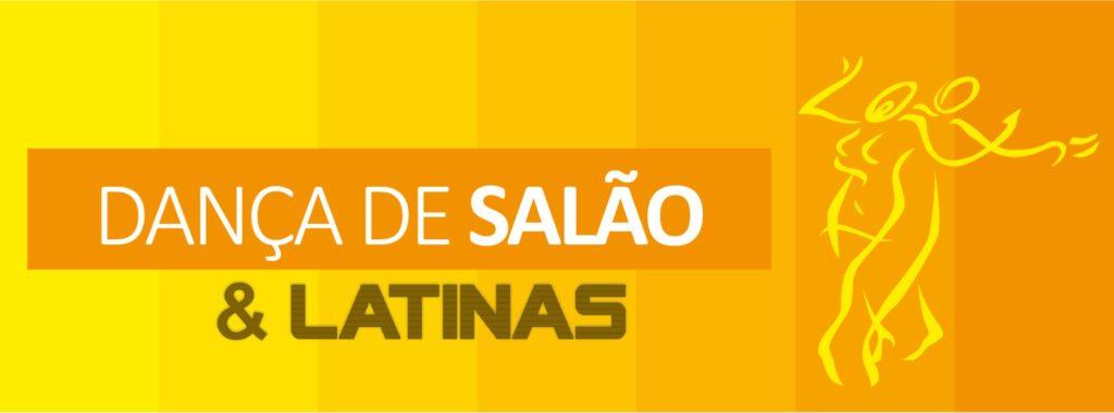 Danças de Salão e Latinas